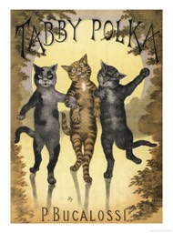 tabby-polka-a-trio-of-cats-with-arms-linked-dance-a-polka-by-moonlight